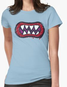 Bowser Jr. Womens Fitted T-Shirt
