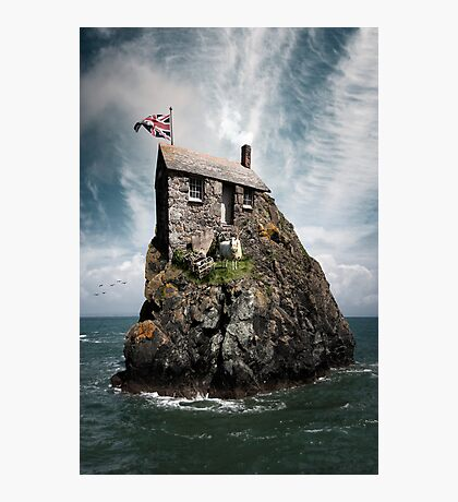 Little Britain Photographic Print