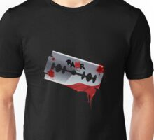 Emo Razor Blade Unisex T-Shirt