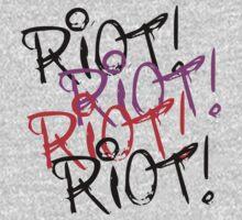 Riot Riot Riot Kids Clothes