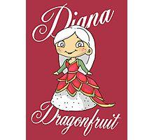 Diana Dragonfruit Photographic Print
