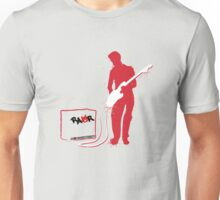 Rock Guitarist Unisex T-Shirt