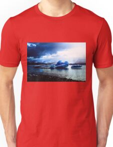 Ice Blue Unisex T-Shirt