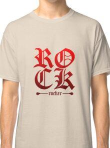 Gothic Rock Rocker Classic T-Shirt