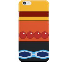 Ace Sabo Luffy iPhone Case/Skin