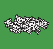 Cute Skulls Kids Clothes