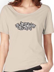 Cute Skulls Women's Relaxed Fit T-Shirt