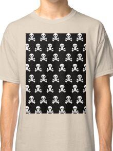 Black Skulls Classic T-Shirt
