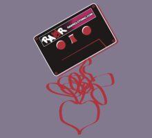 Retro Cassette Tape Love Kids Tee