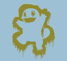 TGR - Squirtle T-shirt by TGR Clothing Company