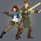 The Smuggler and the Consular (Doctor Who) by eclecticmuse