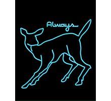 Always Neon Photographic Print