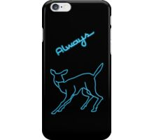 Always Neon iPhone Case/Skin