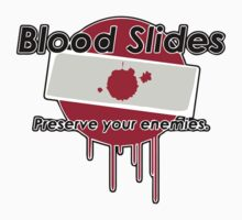 Blood Slides by MattHogen
