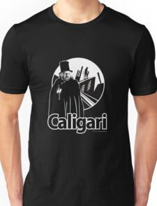 The cabinet of Dr. Caligari Unisex T-Shirt
