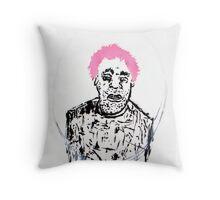 Honos the Horrible Throw Pillow