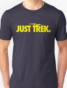 Just TREK (Yellow) T-Shirt
