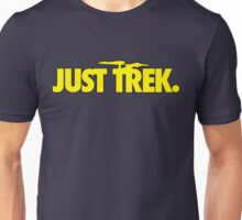 Just TREK (Yellow) Unisex T-Shirt