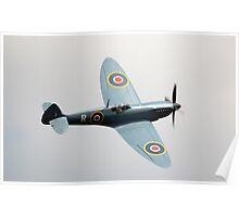 Supermarine Spitfire PR Mk XI PL 965 Poster
