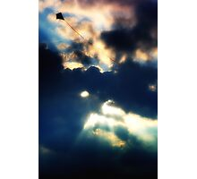 The Kite Sky Photographic Print