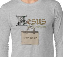 Believe in Jesus (of Caesarea) Long Sleeve T-Shirt