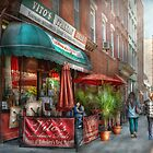 Cafe - Hoboken, NJ - Vito's Italian Deli  by Mike  Savad