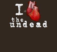 I Heart the Undead Unisex T-Shirt