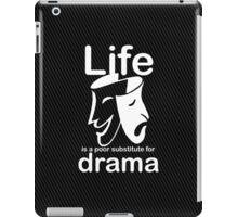 Drama v Life - Sticker iPad Case/Skin