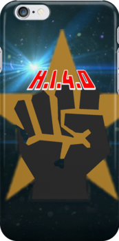 H14D iPhone Case v2 by H14D
