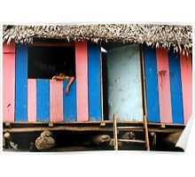 Iquitos, Peru 0584  Poster