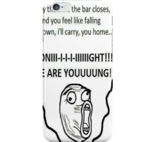 We Are Young. iPhone Case/Skin