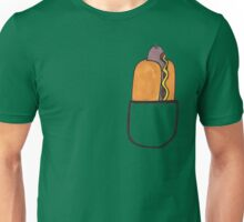 is that a hotdog in your pocket Unisex T-Shirt