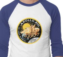 apollo  Men's Baseball ¾ T-Shirt