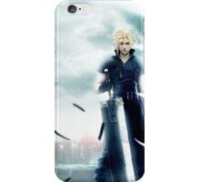 Cloud Final Fantasy iPhone Case iPhone Case/Skin