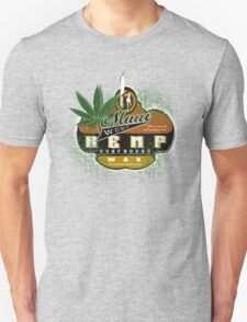 hemp surfboard wax Unisex T-Shirt