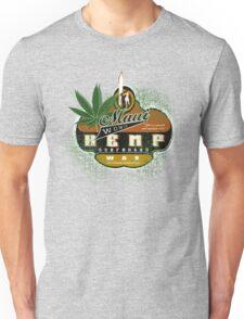 hemp surfboard wax Unisex T-Shirt