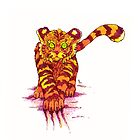 Tiger Tiger by Rebekah  Byland