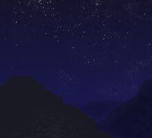 Nocturne by Alex Zurita