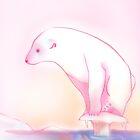 Polar Bear by Rebekah  Byland