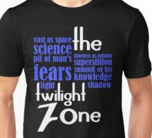 Beyond that which is known to man (alt) Unisex T-Shirt