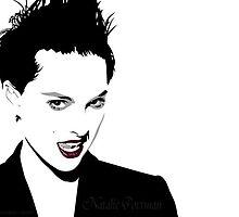 Natalie Portman by steemedrice
