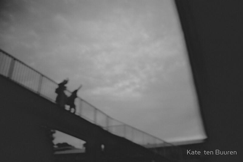 andy skywalker...by Kate ten Buuren by Shot in the Heart of Melbourne, 2013