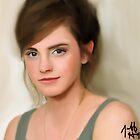 Emma Watson by jeffroh2013