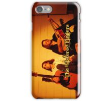 'Blistered Fingers' iPhone Case/Skin