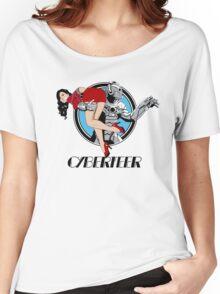 Cyberteer Women's Relaxed Fit T-Shirt