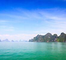 Tropical Island by Michael Clarke