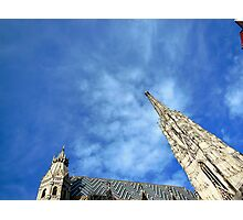 Vienna Photographic Print
