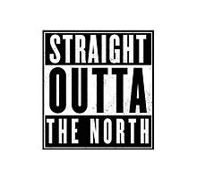 straight outta the north  Photographic Print