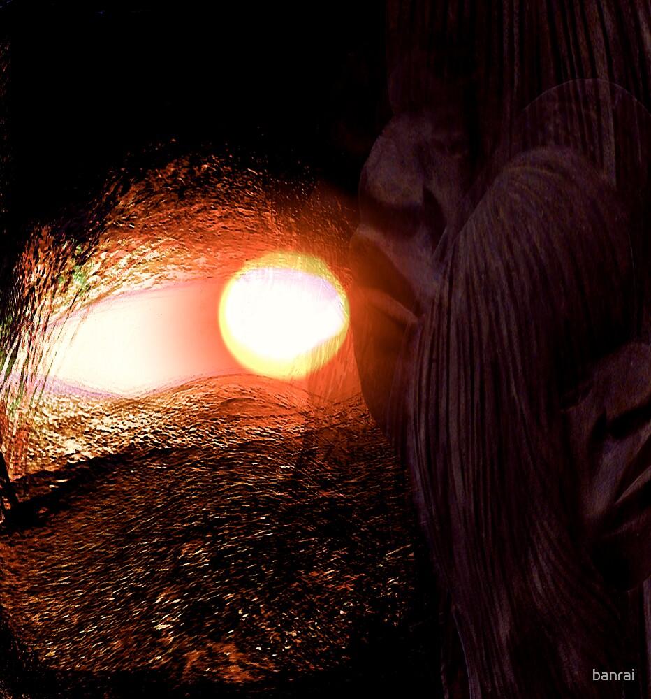 cave..... a few good early homo sapiens by banrai