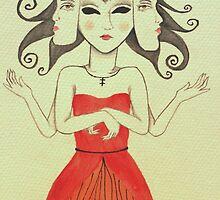 Dollface by Tiffany Nicole Castro
